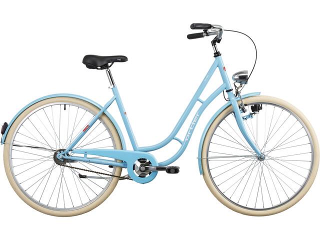 Ortler Detroit - Vélo hollandais - bleu clair